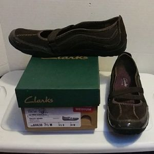 "Clark's ""Haley Hawk"" shoes...NIB"
